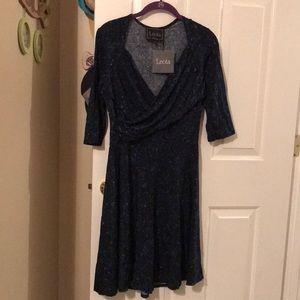 NWT Leota Dress - Size Petite Large